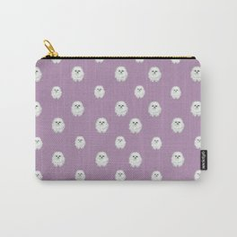 Pom Pup Polka Dot Carry-All Pouch