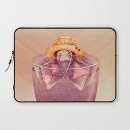Summer Drink Laptop Sleeve