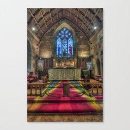 Evening Prayer Canvas Print