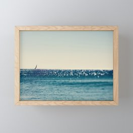 sea Framed Mini Art Print
