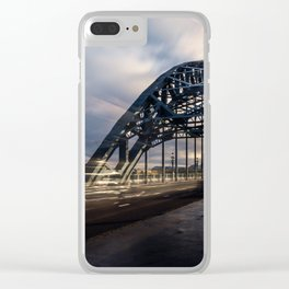 Ghosts on the Tyne Clear iPhone Case