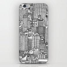 New York View 3 iPhone & iPod Skin
