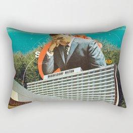 Sad Rectangular Pillow