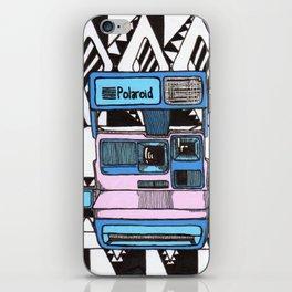 Aztec Polariod iPhone Skin