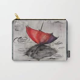 Its Raining Man Carry-All Pouch