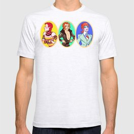 Glam Bowie 2 T-shirt