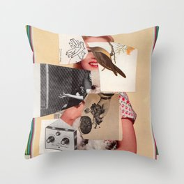 3031 Throw Pillow