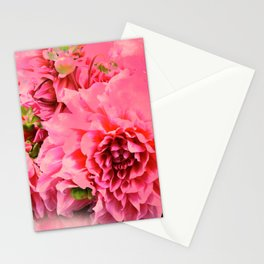 Pink Dream by Lika Ramati Stationery Cards
