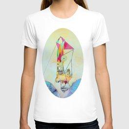 Triangulation Tower T-shirt