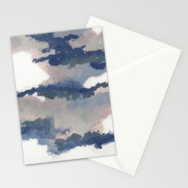 clouds_march Stationery Cards