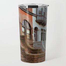 Park Slope Brownstones Travel Mug