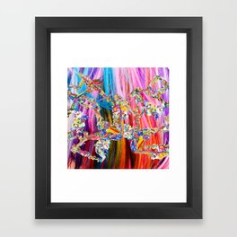 #lifeuniform 1 Framed Art Print