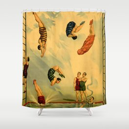 Snows Consolidated Shower Curtain
