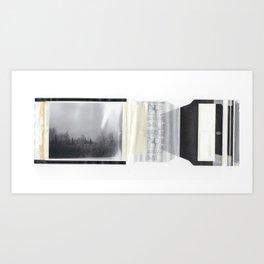 frost bites. Art Print
