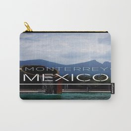 Monterrey Carry-All Pouch
