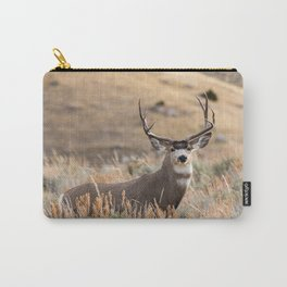 Mule Deer #01 Carry-All Pouch