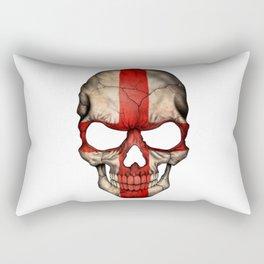 Exclusive England skull design Rectangular Pillow