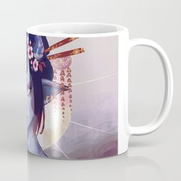 Oni Girl OC Coffee Mug