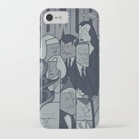 ed sheeran iPhone & iPod Cases featuring Ed Wood by Ale Giorgini