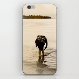 Dirty Fish Bait iPhone Skin