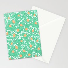 Berries and Mint Stationery Cards