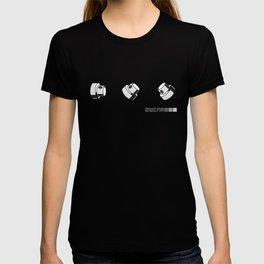 fat caps flow style T-shirt