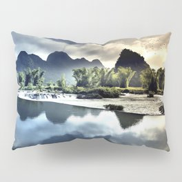 The Whispers of the Winds Pillow Sham
