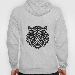 Tiger Head (Geometric) Hoody