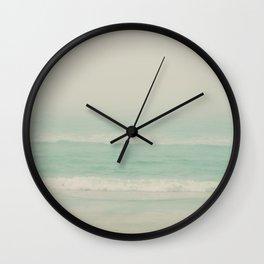 Lido Beach Florida Wall Clock