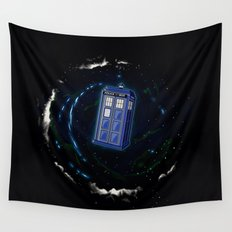 Space and Time and the Universe Wall Tapestry
