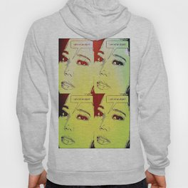Make a statement with popart Hoody