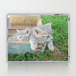 Twins chillin  Laptop & iPad Skin