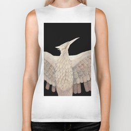 The Mockingjay. Biker Tank