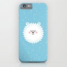 Sleeping Polar Bear Slim Case iPhone 6s
