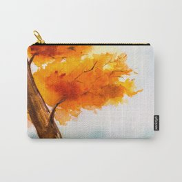 Autumn scenery #17 Carry-All Pouch
