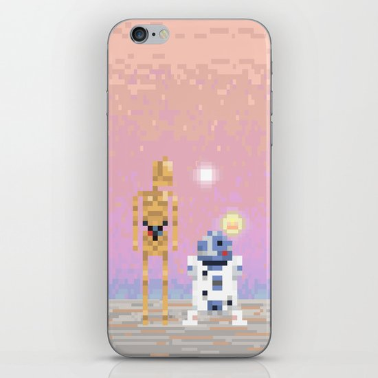 The Droids iPhone Skin