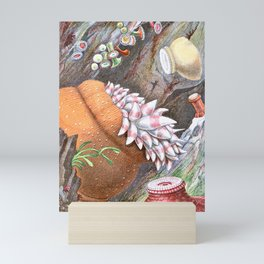 Philip Henry Gosse - A history of the British sea-anemones and corals 7 - Digital Remastered Edition Mini Art Print