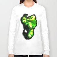 hulk Long Sleeve T-shirts featuring Hulk by Juliana Rojas | Puchu