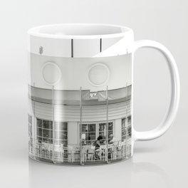 Au café blanc Coffee Mug