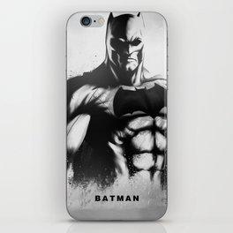 Dawn Of Justice - Bruce Wayne iPhone Skin