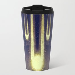 Sol System - Meteor Shower Travel Mug