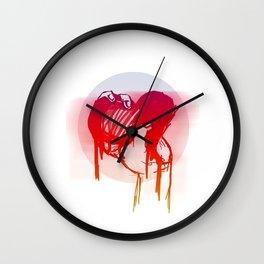Endless Valentine Wall Clock