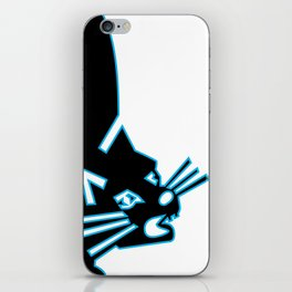 Swoozle Stretching The Cat iPhone Skin