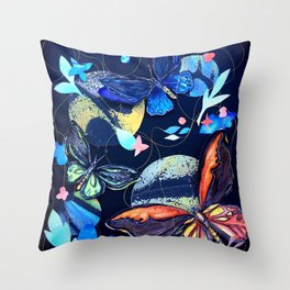 Variance Throw Pillow