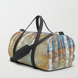 Autumn Fox Duffle Bag