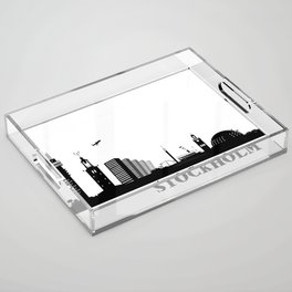 Stockholm Acrylic Tray