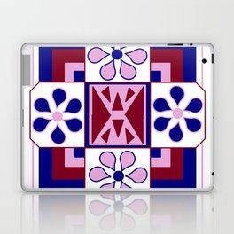 Daisy Quilt Laptop & iPad Skin