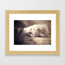 Maia Framed Art Print