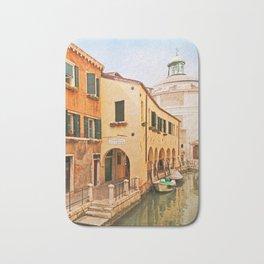 A Venetian View - Sotoportego de le Colonete - Italy Bath Mat
