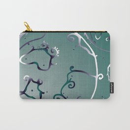 Deep sea cells Carry-All Pouch